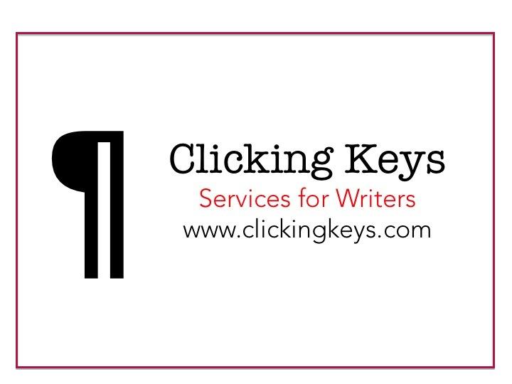 Clicking Keys Logo[kEny]