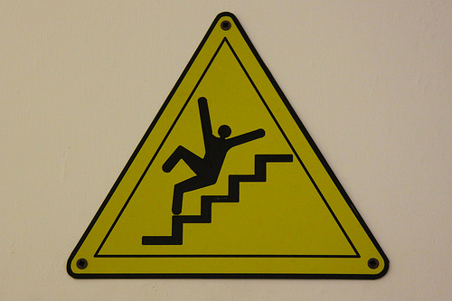 falling-down-stairs